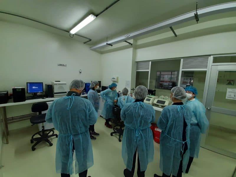 Con pruebas rápidas buscan contener propagación de COVID-19 en el Valle