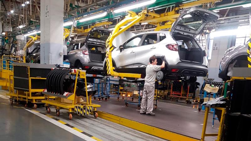 Renault detiene su producción en cuatro países de América Latina por Coronavirus