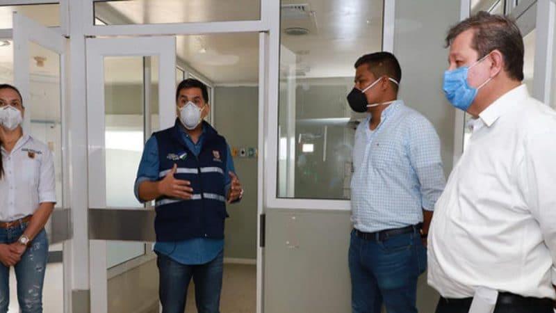 Clínica Saludcoop en Champagnat será reactivada para atención de pacientes críticos con COVID-19