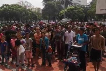 Tras marcha de migrantes venezolanos, Alcaldía de Cali presenta una oferta institucional