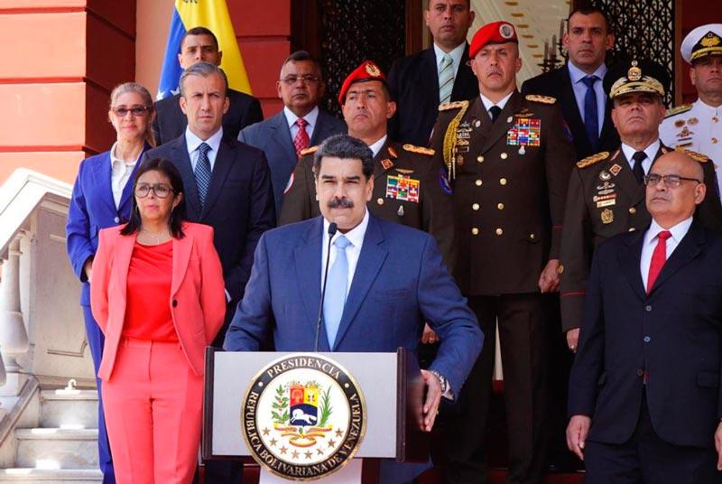 Venezuela asegura que denunciará en ONU planes terroristas desde Colombia