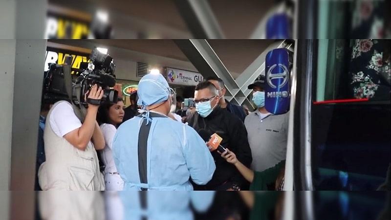 Video viral en redes sociales, sobre supuesto caso de coronavirus en Terminal de Cali, es falso