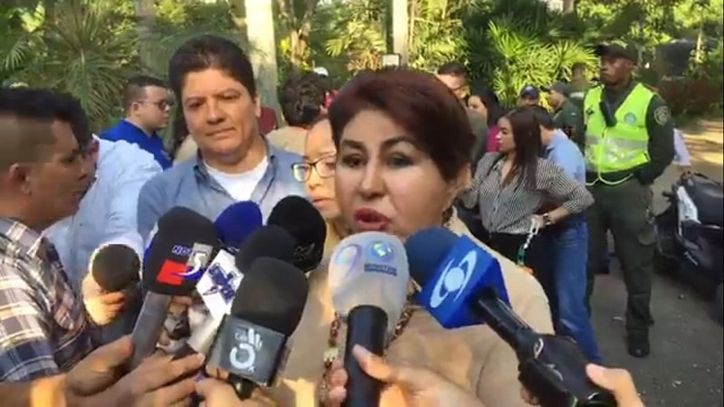 """Así viva o muera Júpiter, emprenderé acciones legales en contra del Dagma"": Ana Julia Torres, madre del León"