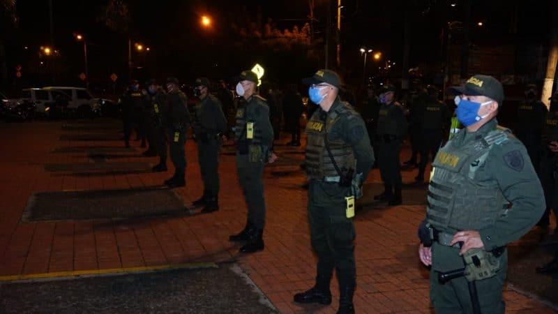 Anuncian toque de queda desde el viernes en el municipio de Candelaria, Valle