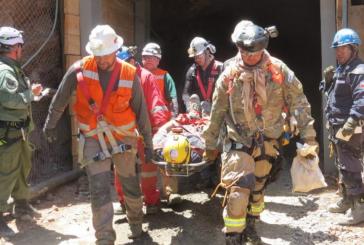 Asciende a 11 el número de muertos por explosión en mina cerca de Bogotá