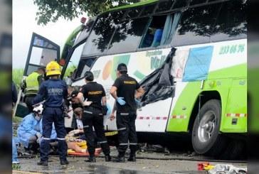 Buses y conductores que transportaban venezolanos fueron inspeccionados antes del viaje: Movilidad