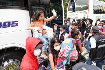 Autoridades aseguraron que el CAM no será más el punto de salida para migrantes