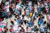 Comerciantes de San Victorino rechazaron medidas de Bancoldex