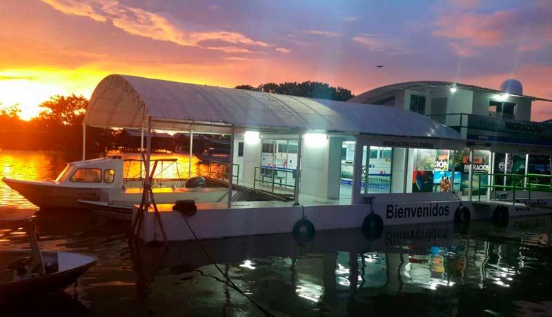 El coronavirus llega a la triple frontera de Brasil, Colombia y Perú