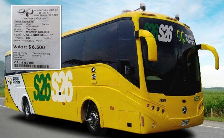 SuperTransporte abrió dos investigaciones contra Expreso Palmira por supuesta violación de las normas