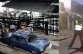 Denuncian que patrullero de la Policía amenazó con arma de fuego a familia durante una fiesta en Cali