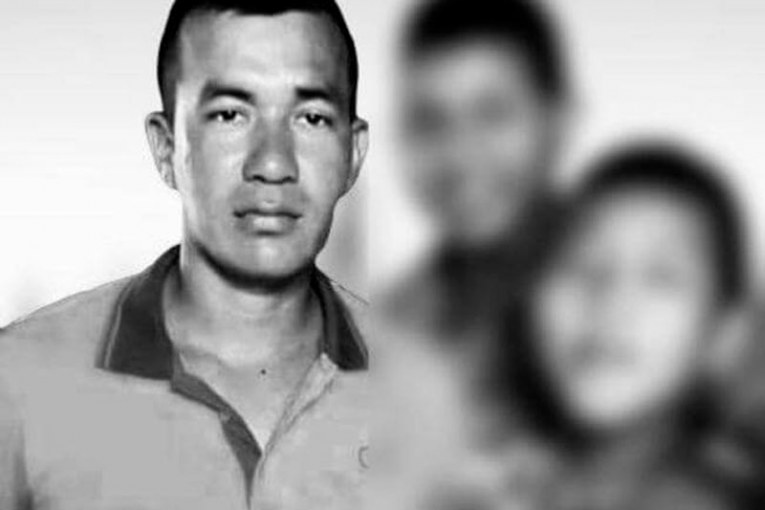 Esposa e hijo de campesino asesinado en el Cauca aparecieron con vida