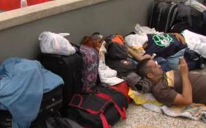 Repatrían a 246 colombianos tras varios meses varados en México por COVID-19