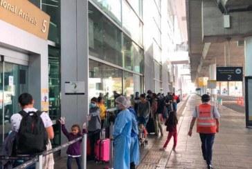 Colombia deporta a 130 extranjeros por incumplir cuarentena ante COVID-19