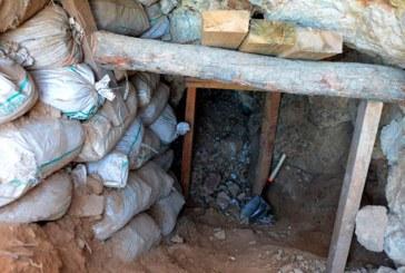 Un muerto y tres heridos dejó desplome en mina artesanal cerca a Buenaventura