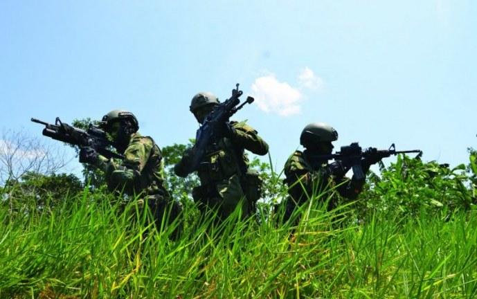 Con fallo judicial frenan misión militar de EEUU que llegó a Colombia en junio