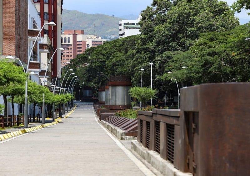 Colombia extiende cuarentena hasta el 27A tras registrar 11 nuevas muertes