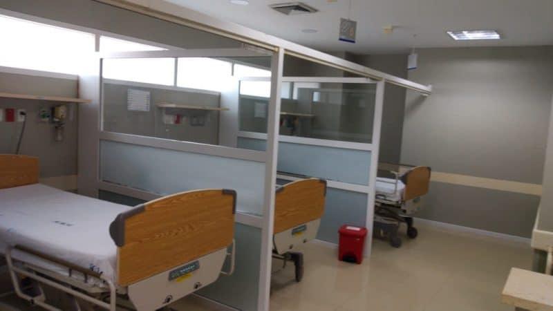 Camas UCI de Cali ocupadas al 84% con 276 hospitalizados por COVID-19
