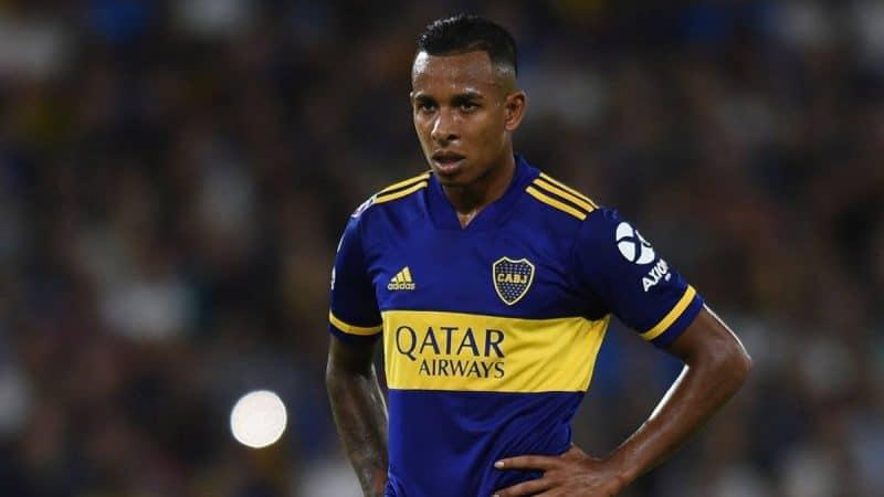 Expareja de Sebastián Villa, publicó mensaje a favor del jugador