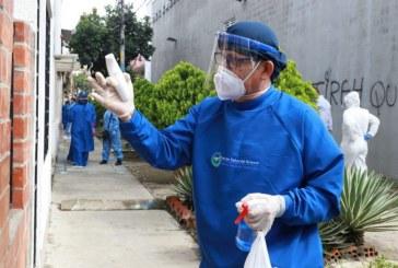 Inició tamizaje casa por casa en zonas de Cali con más casos positivos de COVID-19