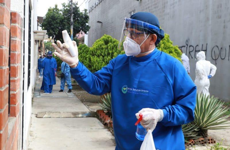 Caleños se están negando a realizarse las pruebas de COVID-19 que adelanta la Alcaldía
