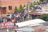 Con tiros al aire, multitud violó cuarentena en Bello, Antioquia, para sepultar a criminal