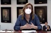 """""""Hay que seguir demostrando que somos invencibles"""": Gobernadora pide mantener fuerza en medio de crisis"""