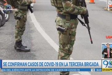 Alerta por contagio de Militares en la Tercera Brigada del Ejército en Cali. Los casos serían más de diez
