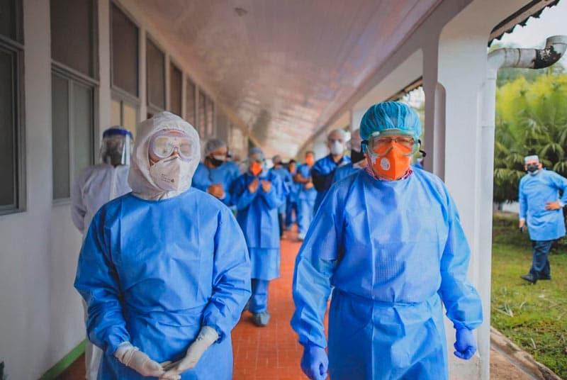 Colombia cumple 2 meses en cuarentena: A la fecha hay 21.981 casos y 750 muertos