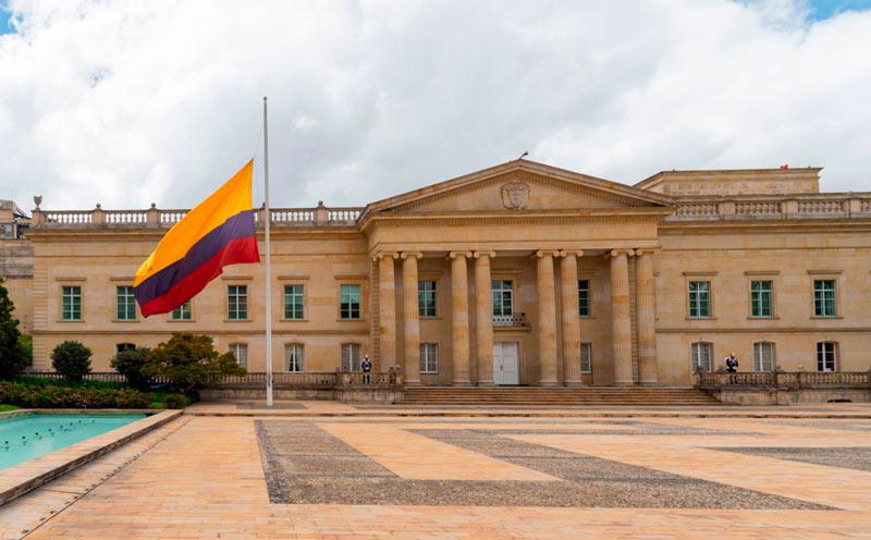 Confirman 13 contagiados por COVID-19 en la Presidencia de Colombia