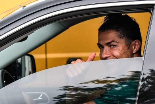 """Cristiano Ronaldo se despachó contra las pruebas PCR: """"son una mierda"""""""