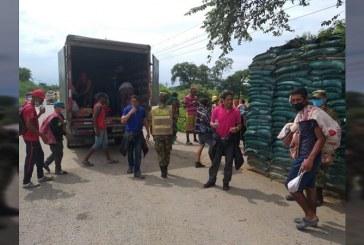 Denuncian traslado irregular de venezolanos en furgones desde otros municipios hacia Cali