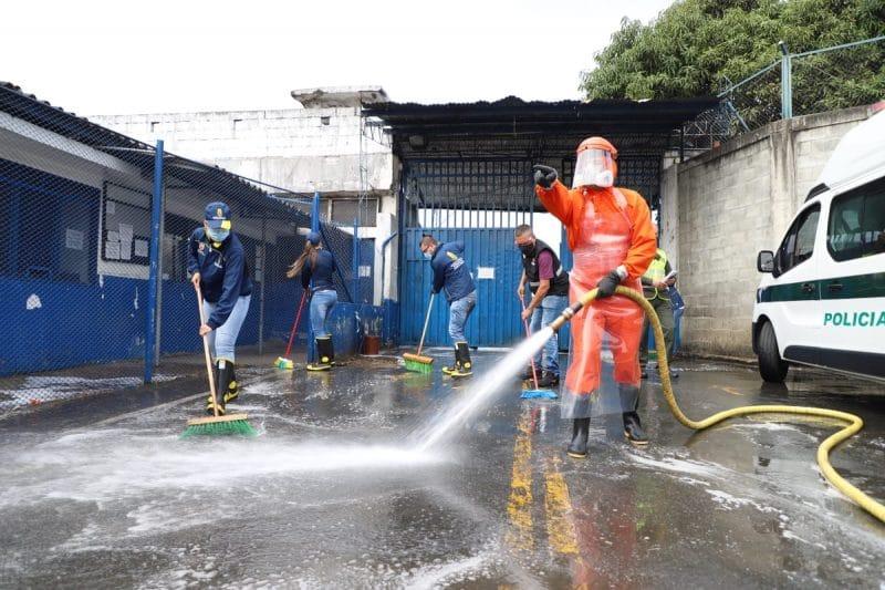 Casos de coronavirus en la cárcel Villahermosa de Cali incrementaron a 208 este jueves