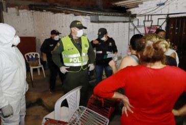 Más de 200 fiestas fueron intervenidas por la Policía este segundo puente festivo en Cali