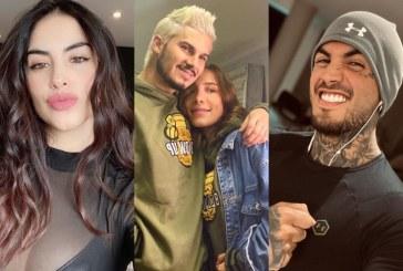 Jessica Cediel y Mateo Carvajal defienden a sus ex