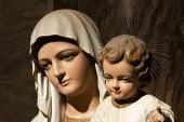Imagen de la Virgen María sobrevolará ciudad de Perú castigada por el coronavirus