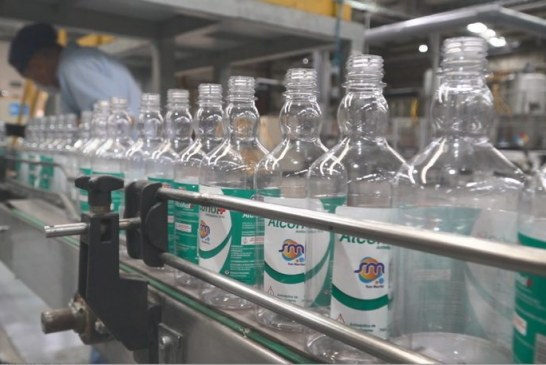 Industria de Licores del Valle proveerá 7 millones de litros de alcohol extraneutro a Antioquia