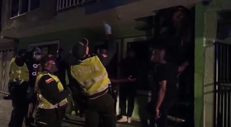 Intervenidas 270 rumbas, estupefacientes incautados y 17 homicidios durante puente festivo en Cali