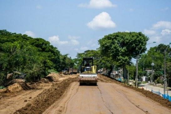 Con protocolos bioseguridad y 250 trabajadores reanudan obras del Plan Jarillón
