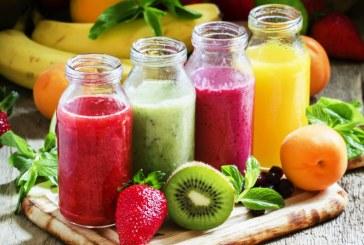 Bebidas naturales para proteger tu cuerpo