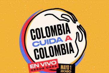 """Los Latin Grammy transmitirán concierto solidario """"Colombia Cuida a Colombia"""""""