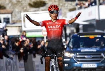 Nairo Quintana no correrá la Vuelta España. Su equipo no fue invitado