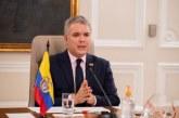 Presidente colombiano destaca captura de autores de ataque a escuela de cadetes