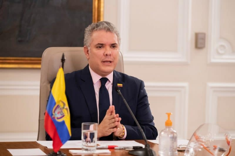 Colombia alarga cuarentena hasta 31 de mayo y emergencia hasta 31 de agosto