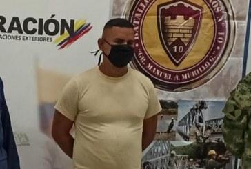 Colombia expulsa al presunto espía venezolano detenido el miércoles