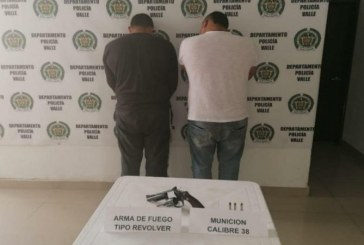 A la cárcel dos hermanos como presuntos responsables de porte ilegal de armas en Riofrío