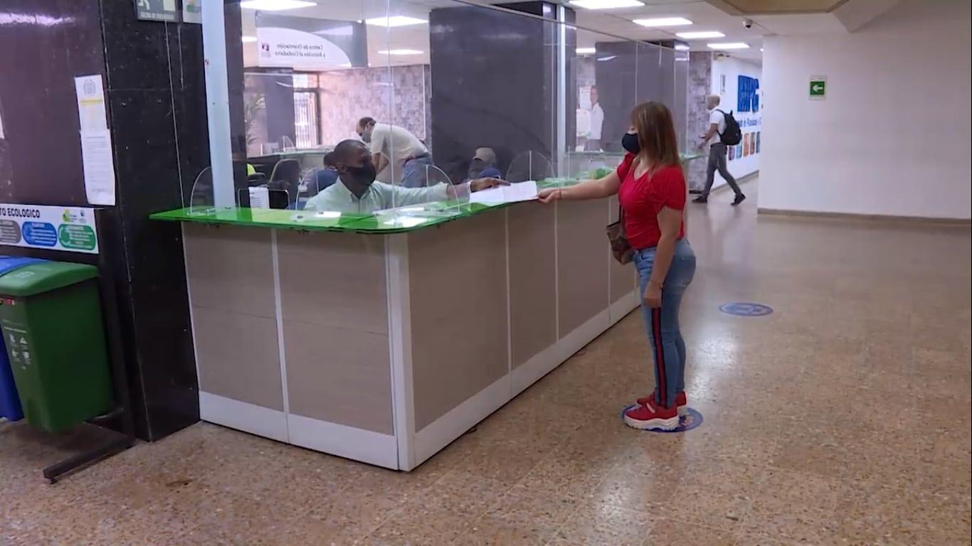 Desde este 3 de junio, la Gobernación del Valle abre sus puertas al público para algunos servicios