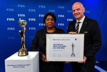 Colombia no será la sede del Mundial Femenino del 2023