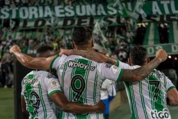 Atlético Nacional confirmó dos casos positivos de COVID-19 en el club