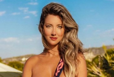 Después de cirugía, ex-señorita Colombia Daniella Álvarez se recupera con éxito
